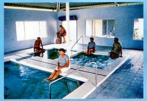 Innot Hot Springs Leisure  Health Park - Tourism Cairns