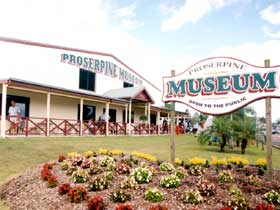Proserpine Historical Museum - Tourism Cairns