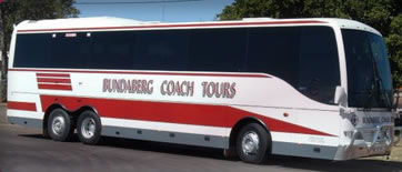 Bundaberg Coaches - Tourism Cairns