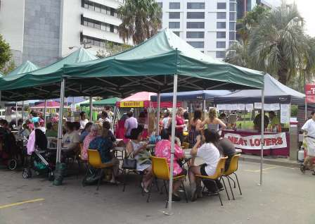 Kirribilli General Market - Tourism Cairns