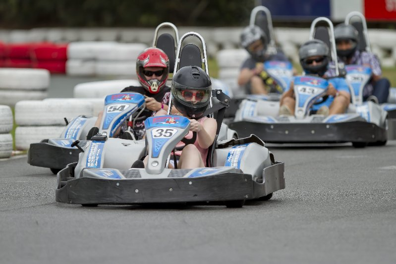 Kingston Park Raceway Go Karting - Tourism Cairns