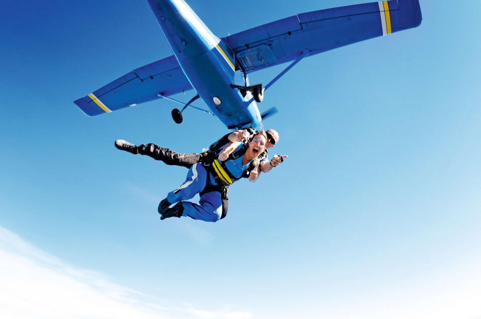 Skydive the Beach and Beyond Yarra Valley - Tourism Cairns