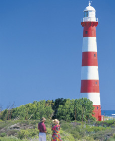 Point Moore Lighthouse - Tourism Cairns