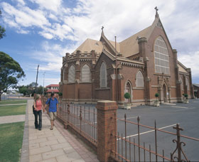 St Mary's Church - Tourism Cairns