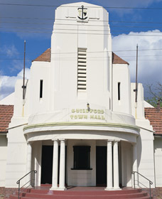 Guildford Town Hall - Tourism Cairns