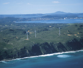 Albany Wind Farm - Tourism Cairns