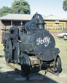 Steam Locomotive Museum - Tourism Cairns