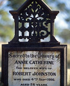 Old Southern Cross Cemetery - Tourism Cairns