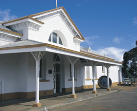 Railway Station Museum - Tourism Cairns