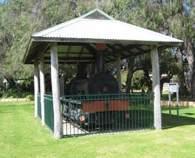 Ballarat Engine - Tourism Cairns