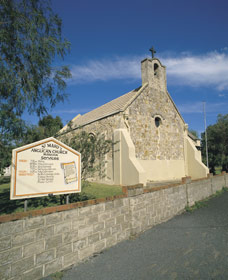 St Mary's Anglican Church - Tourism Cairns
