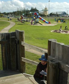Yoganup Playground - Tourism Cairns
