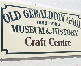 Old Geraldton Gaol Craft Centre - Tourism Cairns