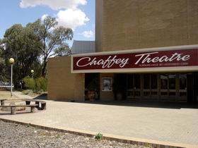 Chaffey Theatre - Tourism Cairns