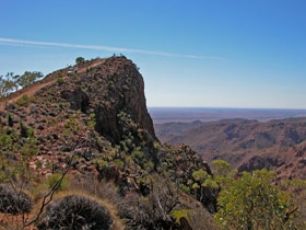 Arkaroola Wilderness Sanctuary - Tourism Cairns