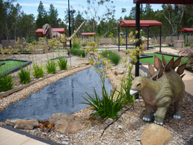 Barossa Bowland and Mini Golf - Tourism Cairns