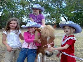 Amberainbow Pony Rides - Tourism Cairns