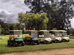 Loxton Golf Club - Tourism Cairns