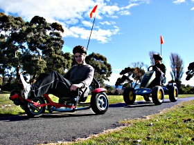 Pedal Buggies Tasmania - Tourism Cairns
