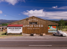 The Apple Shed Tasmania - Tourism Cairns