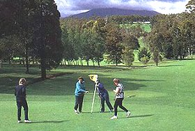 Deloraine Golf Course - Tourism Cairns