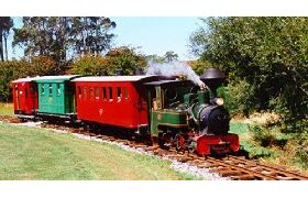 Redwater Creek Railway - Tourism Cairns
