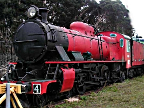 Don River Railway - Tourism Cairns