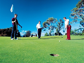 Scamander River Golf Club - Tourism Cairns