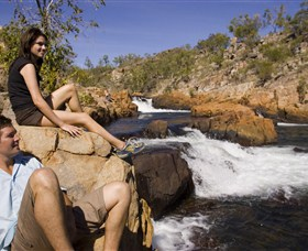 Crystal Falls - Tourism Cairns