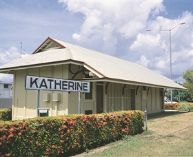 Old Katherine Railway Station - Tourism Cairns