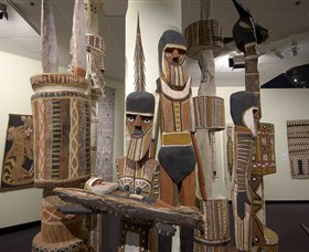 Museum and Art Gallery of the Northern Territory - Tourism Cairns
