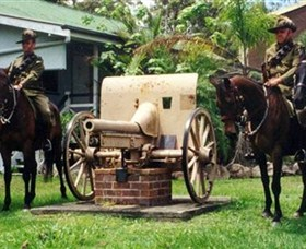 Second/Fourteenth Light Horse Regiment QMI Museum - Tourism Cairns