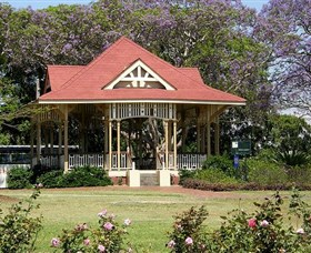 Gympie Memorial Park - Tourism Cairns