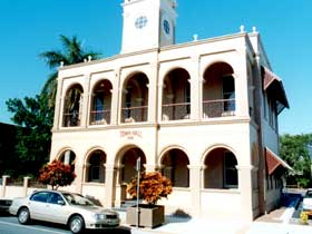 Mackay Town Hall - Tourism Cairns
