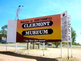 Clermont Historical Centre and Museum - Tourism Cairns