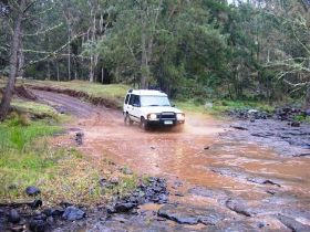 Condamine Gorge '14 River Crossing' - Tourism Cairns