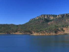 Lake Cania - Tourism Cairns