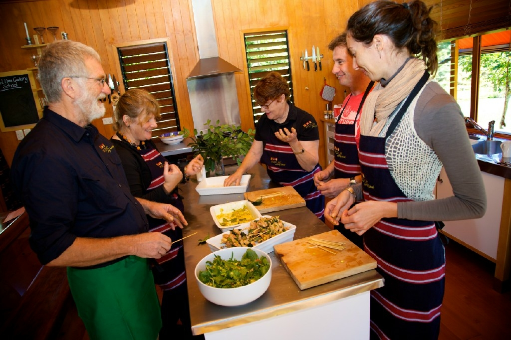 Wild Lime Cooking School - Tourism Cairns