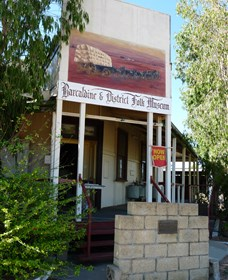 Barcaldine and District Museum