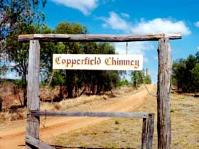 Copperfield Store and Chimney - Tourism Cairns