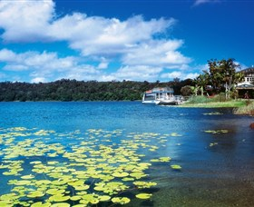 Lake Barrine Crater Lakes National Park - Tourism Cairns