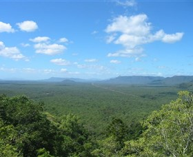 Pipers Lookout - Tourism Cairns
