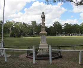 Apple Tree Creek War Memorial - Tourism Cairns