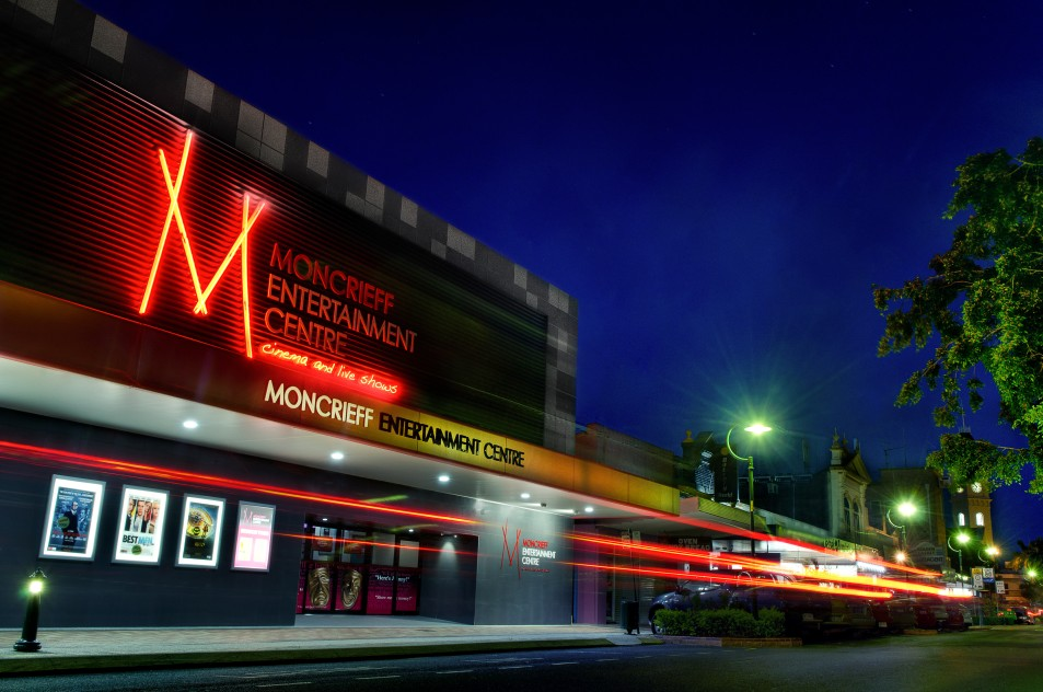 Moncrieff Entertainment Centre - Tourism Cairns
