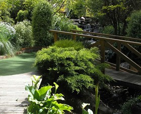 Grampians Adventure Golf MOCO Gallery  Cafe - Tourism Cairns