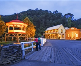 Walhalla Historic Area - Tourism Cairns