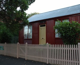 19th Century Portable Iron Houses - Tourism Cairns