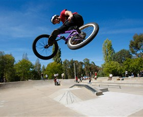 James Scott Memorial Skate Park - Tourism Cairns