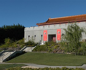 Gum San Chinese Heritage Centre - Tourism Cairns