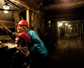 State Coal Mine - Tourism Cairns